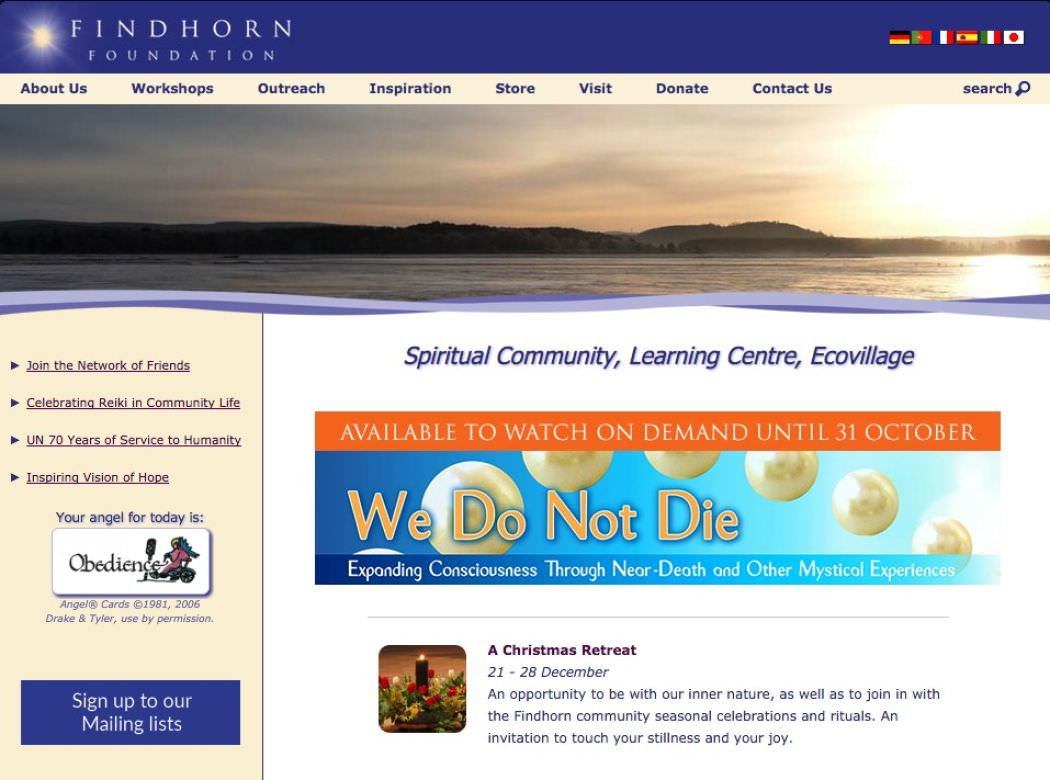Findhorn Foundation