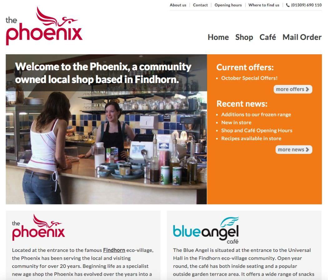 Phoenix Community Stores
